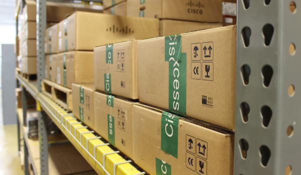 Vista's Cisco Excess Inventory