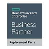 Hewlett Packard Enterprise Replacement Parts Business Partner