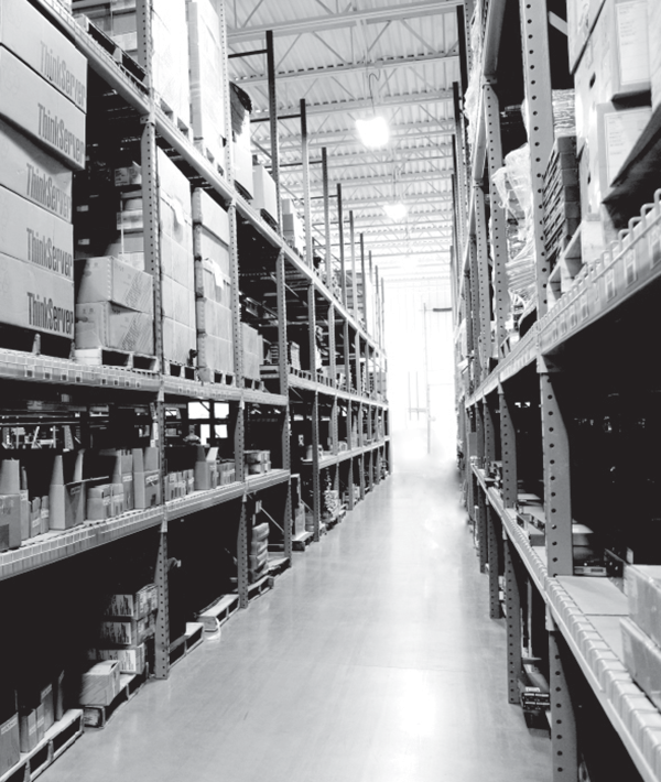 Vista Warehouse, Inventory & Logistics