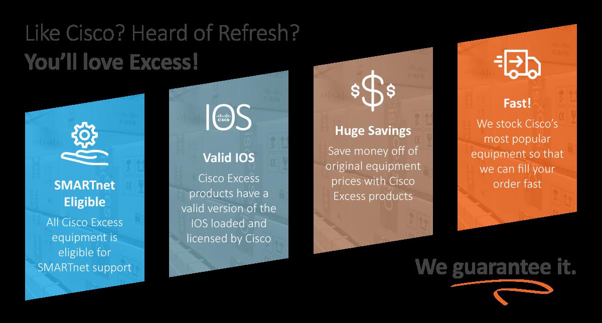 Cisco Excess » Vista IT Group