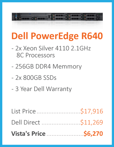 Dell Certified Refurbished » Vista IT Group