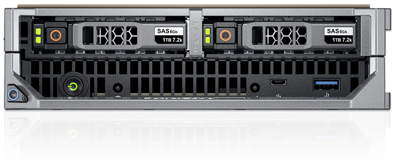 Dell PowerEdge M640